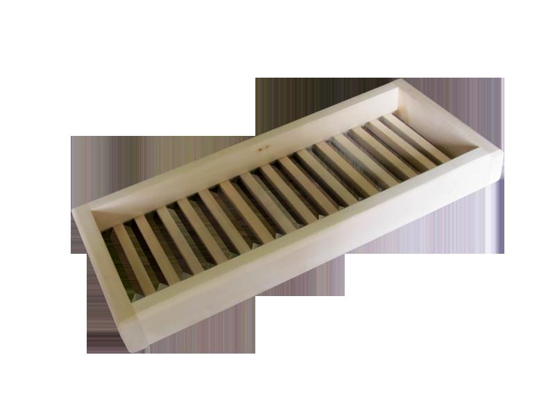 Решетка для бани из